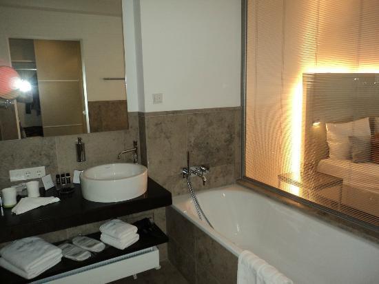 ArtHotel Heidelberg: bathroom