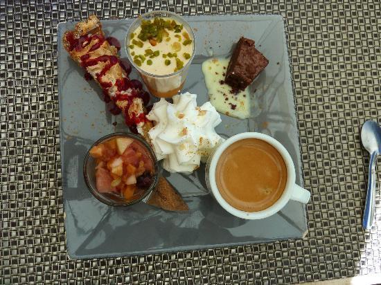 Cote Lac : Café très très gourmand ♥