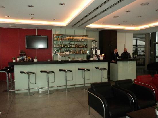 ArtHotel Heidelberg: hotel bar