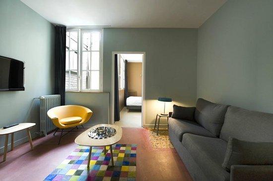 Helzear Montparnasse Rive Gauche