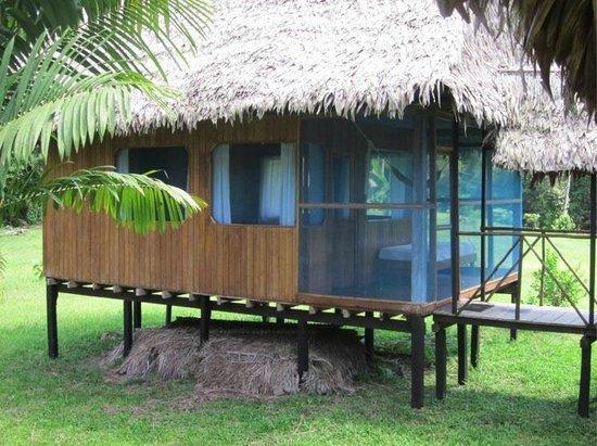 Mapa Te Lodge: Bungalow
