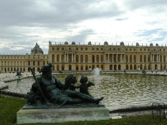 Le jardin anglais picture of chateau de versailles - Restaurant chateau de versailles ...