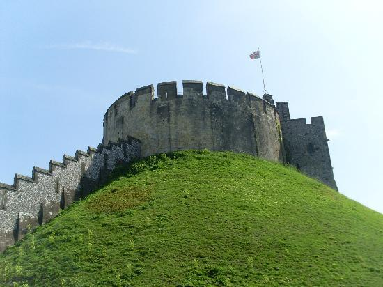 Amberley Castle: the keep