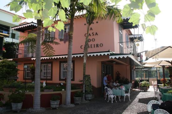 Casa Caseiro: la maison