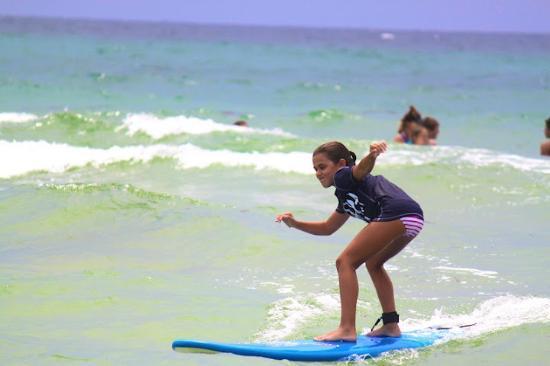 Innerlight Surf Shop: surf camp 2012