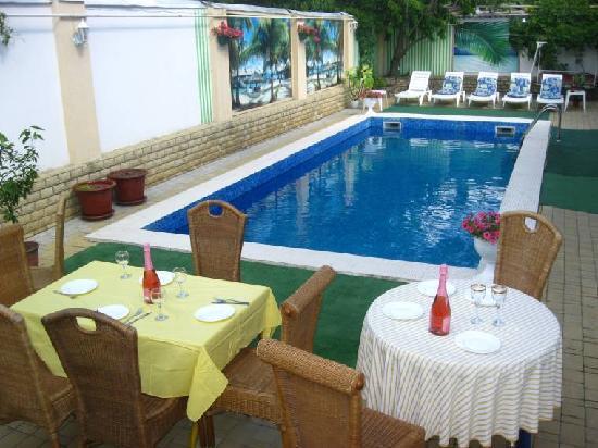 Hotel Botanic Parc: swimming pool