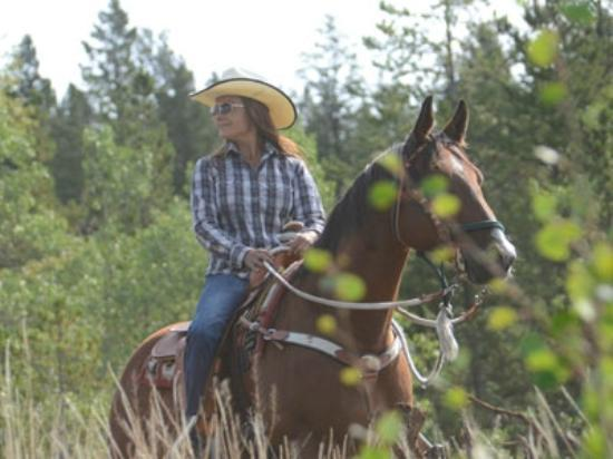 Elkin Creek Guest Ranch: Wrangler Kat