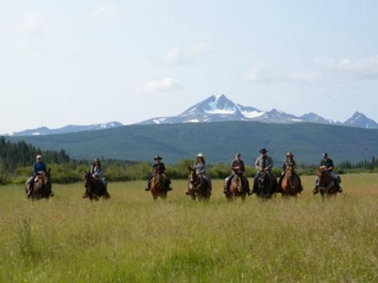 Elkin Creek Guest Ranch: What a place to ride!