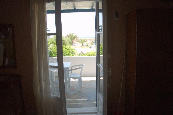Coralli Beach Apartments: Balcony