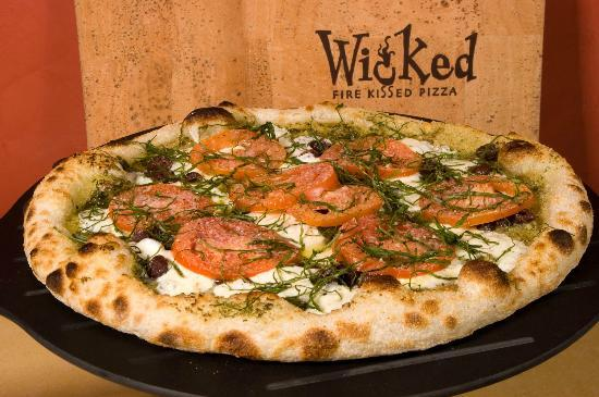 Wicked Restaurant and Wine Bar: Wicked Margherita