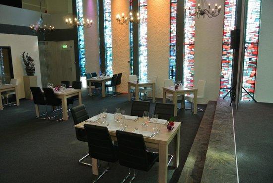 Tienray, The Netherlands: Restaurant De Oude Kapel