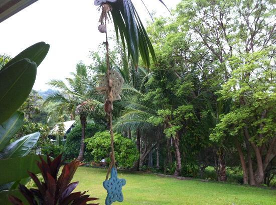 Ka'awa Loa Plantation: Stunning property views