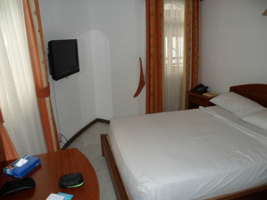 Gold Beach Resort: la chambre
