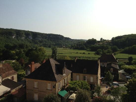 Hostellerie du Passeur : hotel con vista sulla Vezere
