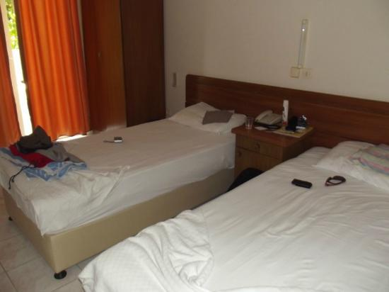 Side Sedef Hotel: twin room - 1st floor
