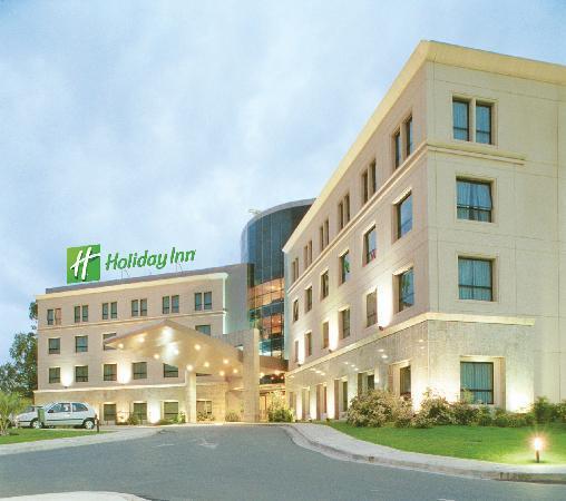 Holiday Inn Cordoba: Fachada del hotel