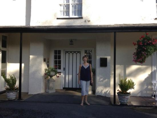 Plas Dinas Country House: Last morning of our stay at Plas Dinas August 2012