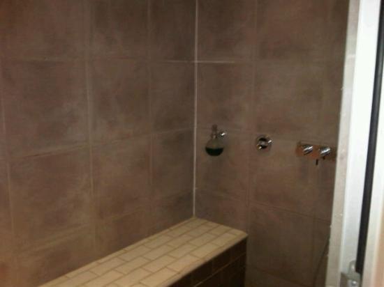 Mas de l'Oulivie: Superbe cabine de douche