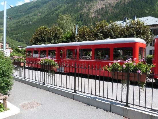 Montenvers Train - La Mer de Glace: el tren que va hasta el glaciar