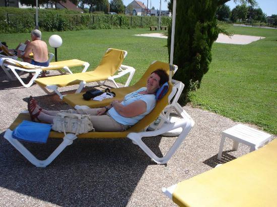 Ibis Beaune La Ferme Aux Vins: on est déja en vacances!