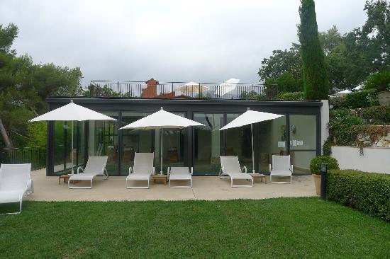 Hotel Cantemerle Spa & Restaurant : Le spa