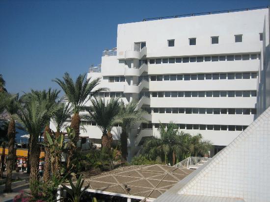 Leonardo Plaza Hotel Eilat: ---
