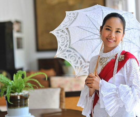 Ping Nakara Boutique Hotel & Spa : Classic Costume