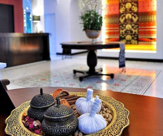 Ping Nakara Boutique Hotel & Spa : Lobby