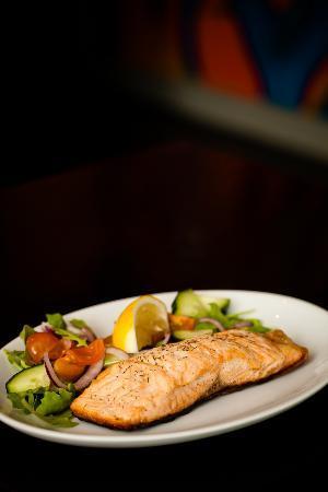Smithfields: Healthier Meals i.e. Grilled Salmon