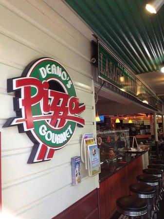 Deanos Gourmet Pizza : Dean'o pizza