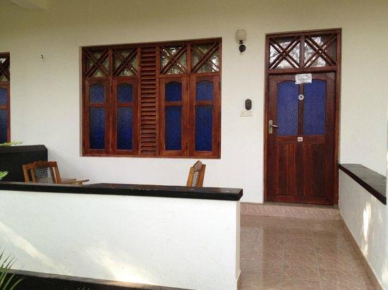 Hang Loose Guesthouse: camera mia ( ma non sono tutte così...la maggior parte sono più piccole)