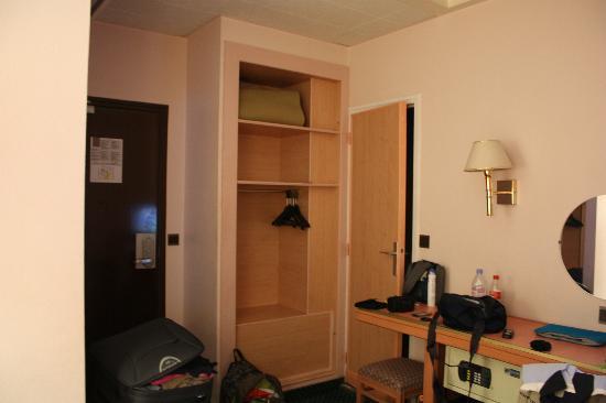 Hotel des Arenes: la camera