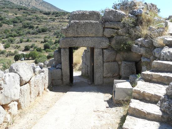 Archaeological Site Mycenae