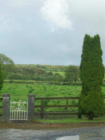 Ardsollus Farm: view from entrance