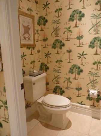 جراند آيل ريزورت آند سبا: Master bathroom