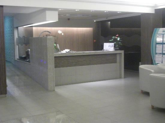 Tossa Beach Hotel : Reception