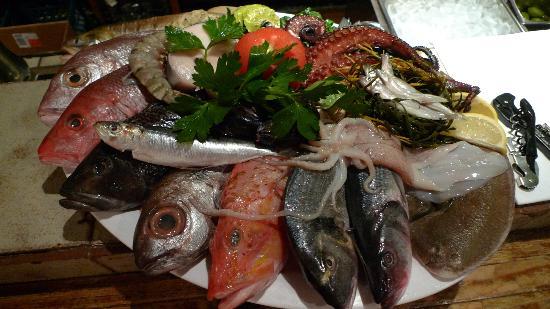 Davenport Ca Seafood Restaurants