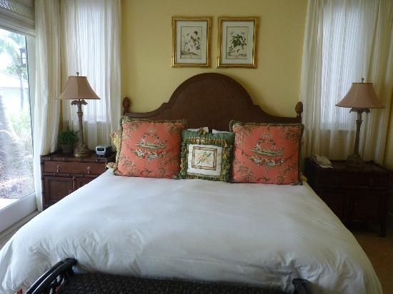 جراند آيل ريزورت آند سبا: Master bedroom