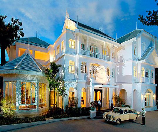 Ping Nakara Boutique Hotel & Spa: Ping Nakara Building