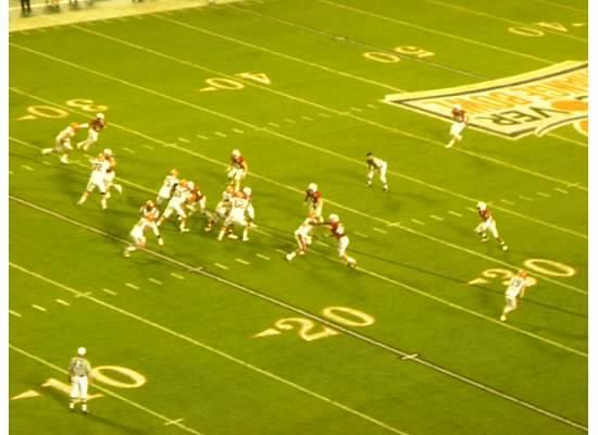 Dolphin Stadium : college football