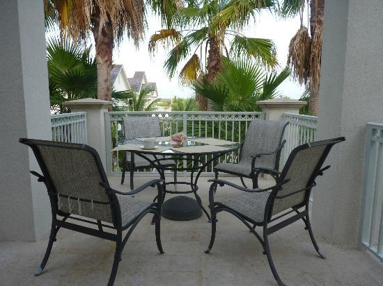 Grand Isle Resort & Spa : Terrace