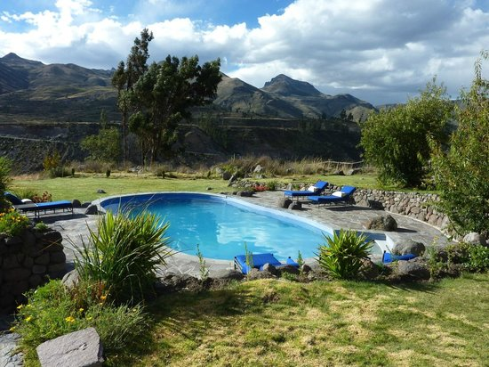 Belmond Las Casitas: pool