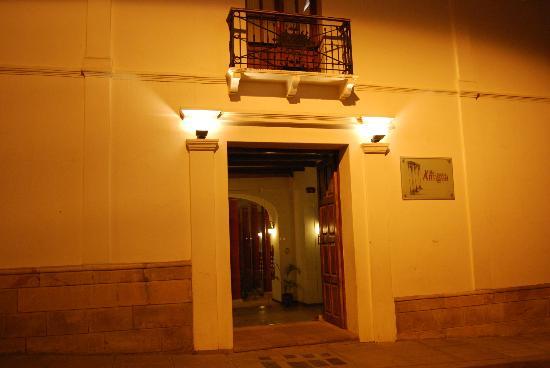 Hotel Villa Antigua: fachada