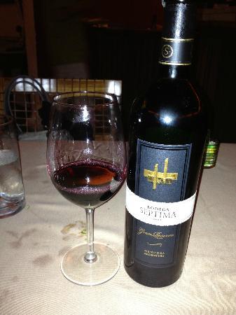 Maito: Un buen vino