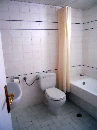 Hotel Kouros: bagno
