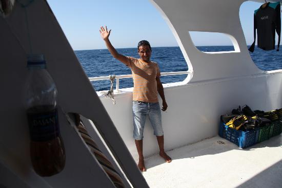 Prince Diving : Ibrahim dykmästaren