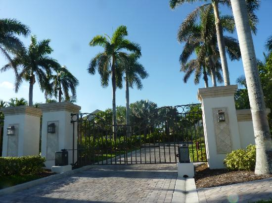 Grand Isle Resort & Spa: Entrance