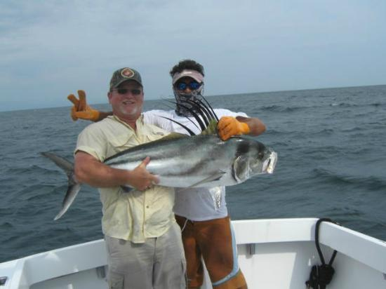 Costa Rica Sport Fishing on the Predator: 2 Man Rooster