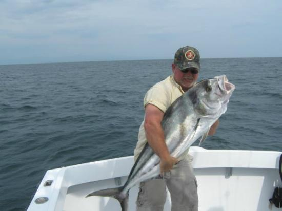 Costa Rica Sport Fishing on the Predator: Heavy Rooster