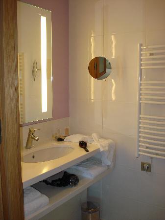 Best Western Plus Hôtel Le Rhénan : bathroom